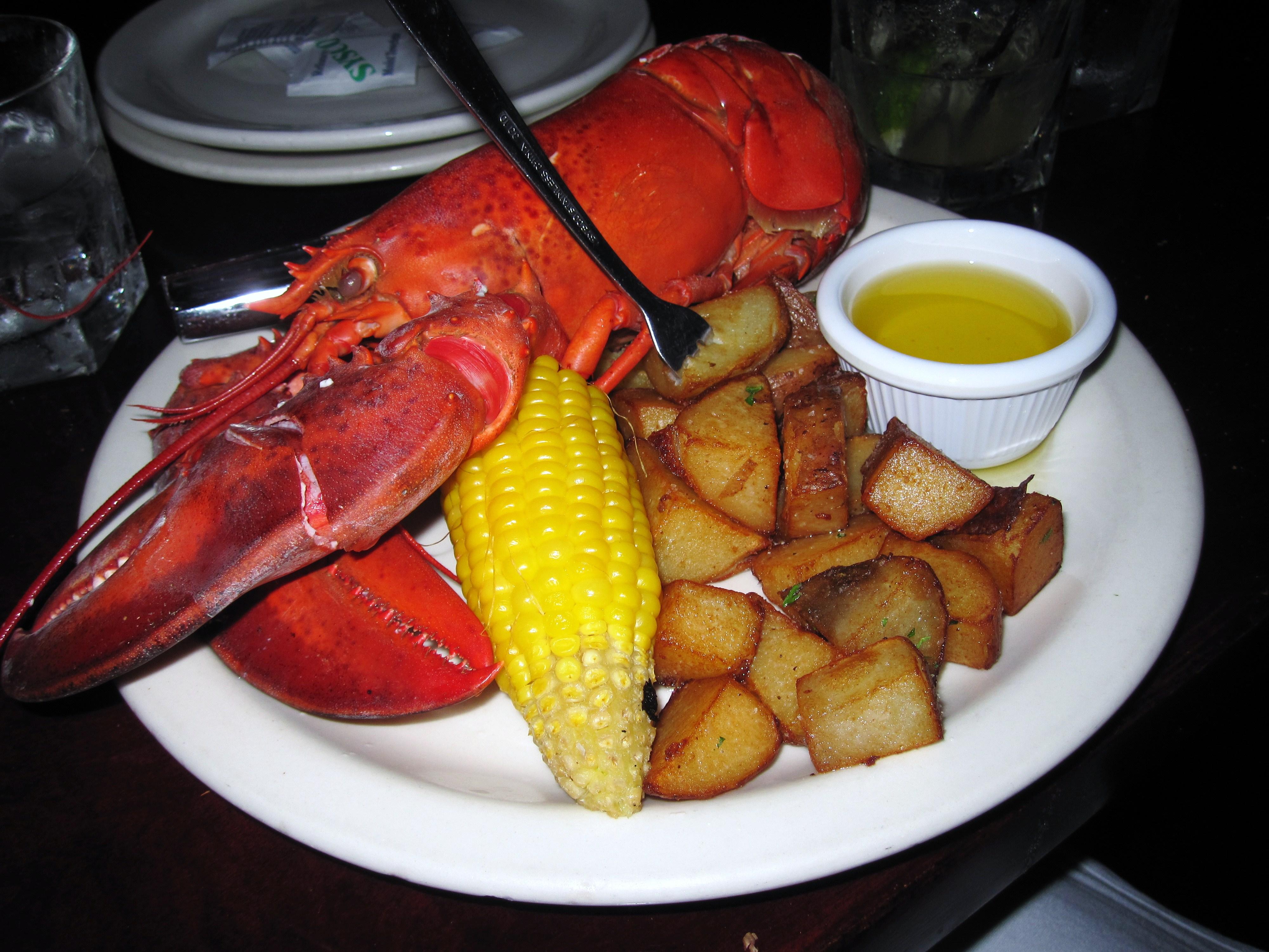 Estes Lobster House, Harpswell